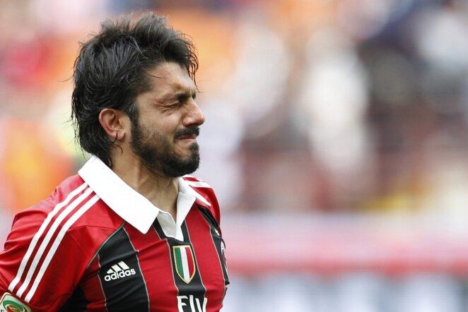 Gennaro Gattuso | AP/Scanpix nuotr.
