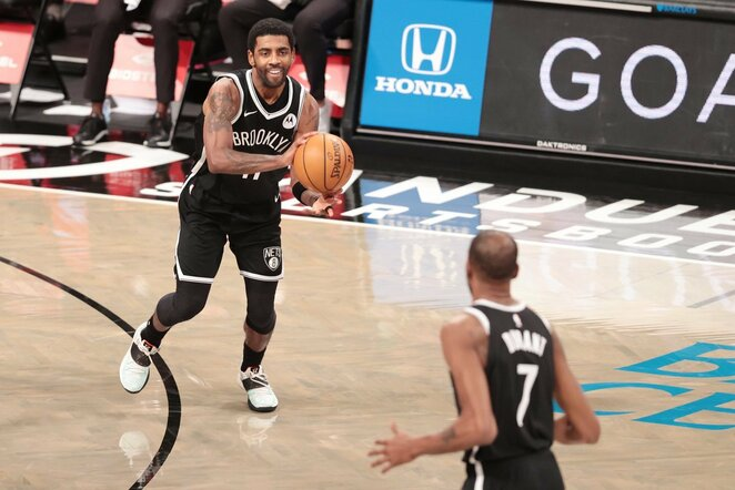 Irvingas ir Durantas | Scanpix nuotr.