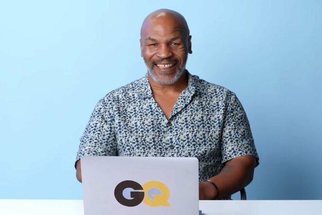 Mike'as Tysonas   Youtube.com nuotr.