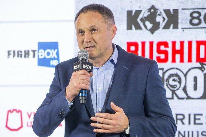 Donatas Simanaitis | Roko Lukoševičiaus/BNS Foto nuotr.