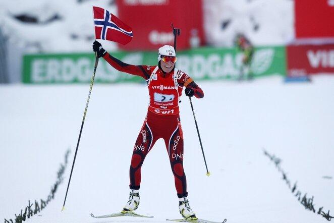 Tora Berger | AFP/Scanpix nuotr.