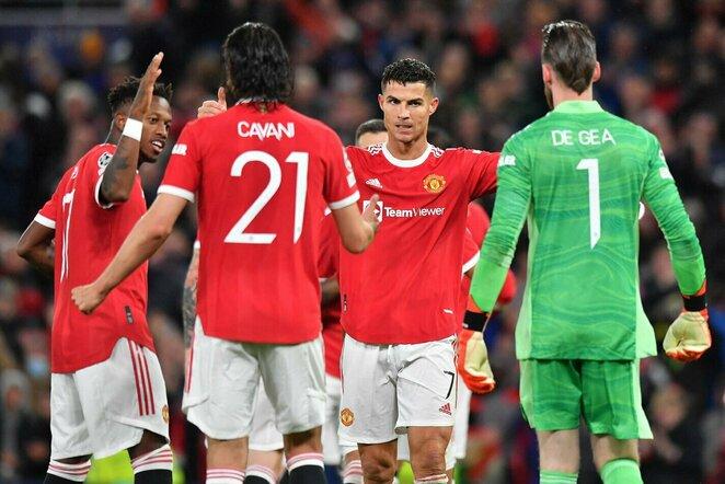 """Manchester United"" | Scanpix nuotr."