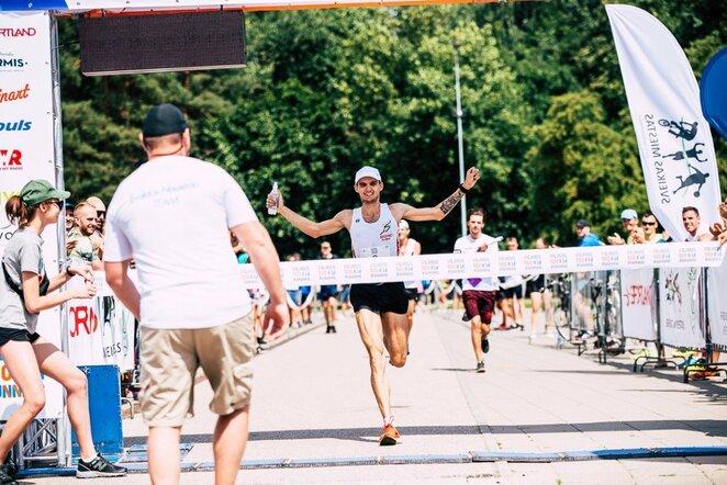Tarptautinis Vilniaus 100 km bėgimas | Manto Repečkos nuotr.
