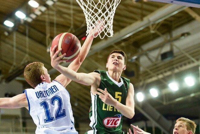 Lukas Uleckas | FIBA nuotr.