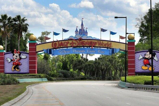 Walt Disney parkas   Scanpix nuotr.