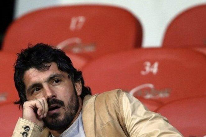 Gennaro Gattuso | Reuters/Scanpix nuotr.
