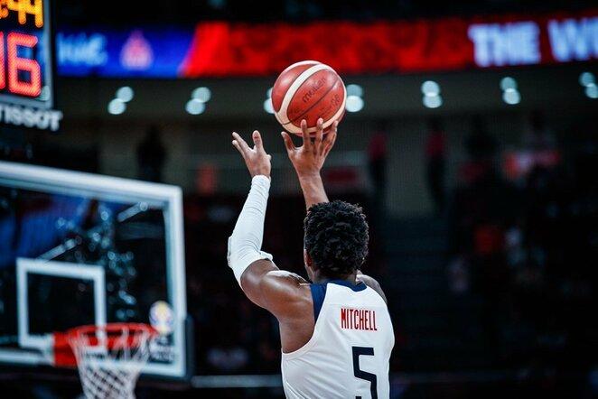 Mitchellas   FIBA nuotr.