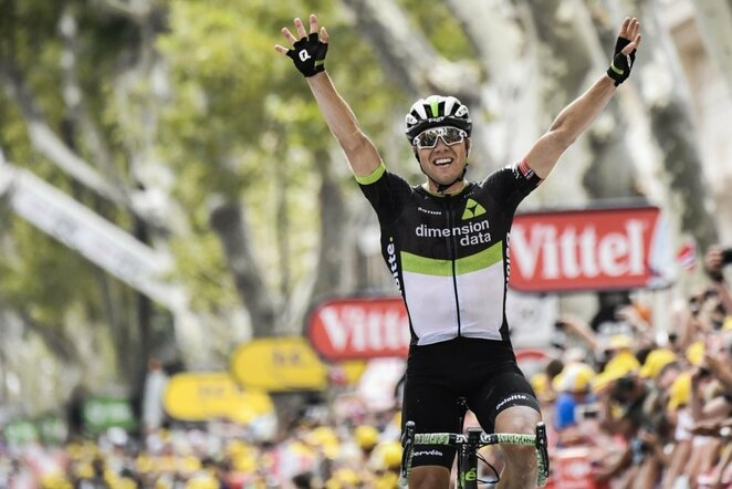 "Devynioliktasis ""Tour de France"" etapas | Scanpix nuotr."