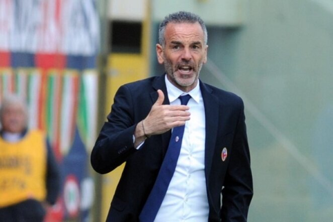 Stefano Pioli | LaPresse/Scanpix nuotr.