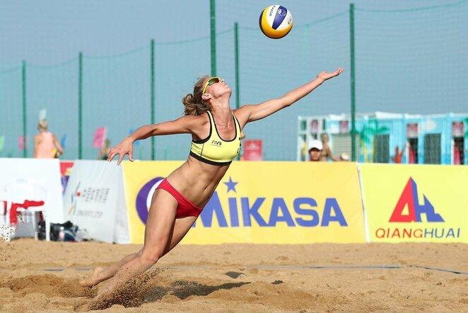 Monika Povilaitytė | FIVB nuotr.