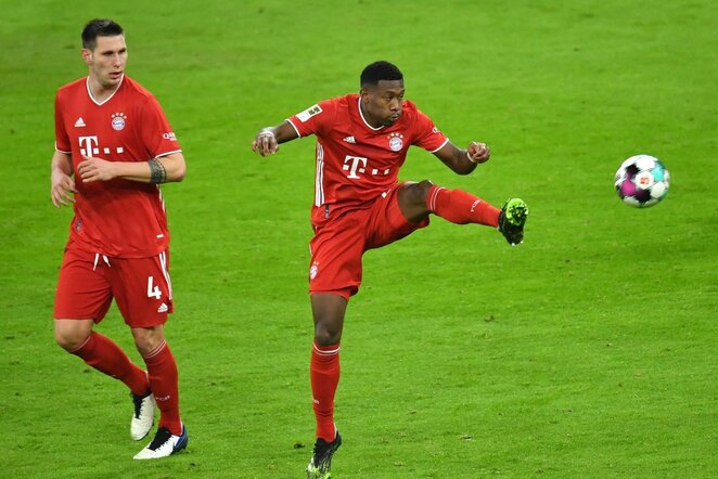 David Alaba | Scanpix nuotr.
