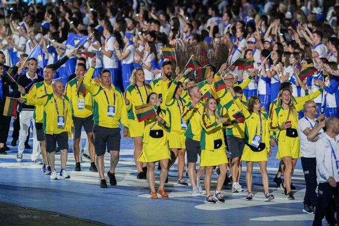 Europos žaidynių uždarymo ceremonija | Kipro Štreimikio nuotr.