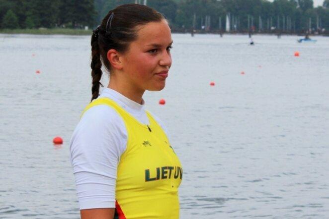 Milda Valčiukaitė | Sportas.lt/Dominyko Genevičiaus nuotr.