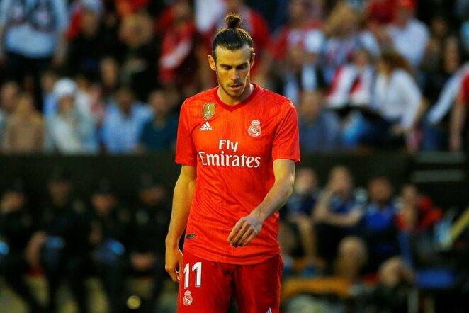Garethas Bale'as | Scanpix nuotr.