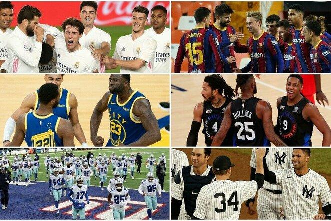 Vertingiausios sporto komandos pasaulyje | Scanpix nuotr.