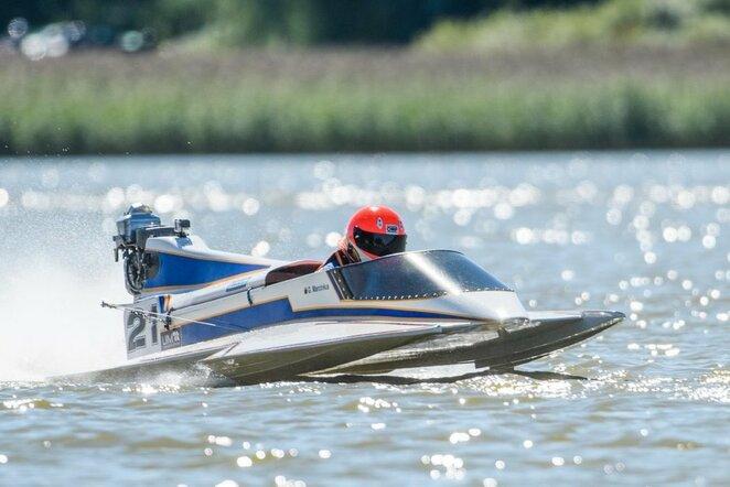 Baltijos motorlaivių čempionatas (Viesturs Lacis nuotr.)   Organizatorių nuotr.