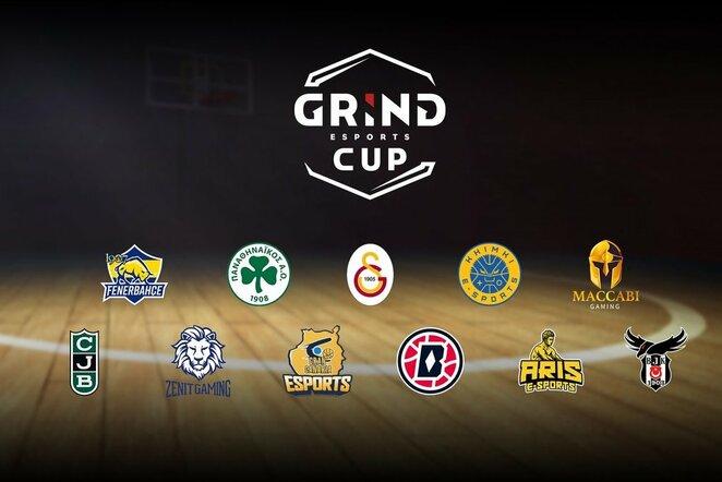 """""""GRIND Esports Cup""""   Organizatorių nuotr."""