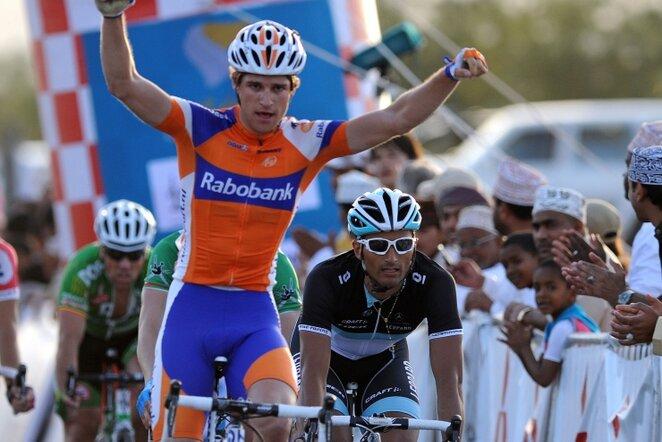Theo Bossas | AFP/Scanpix nuotr.