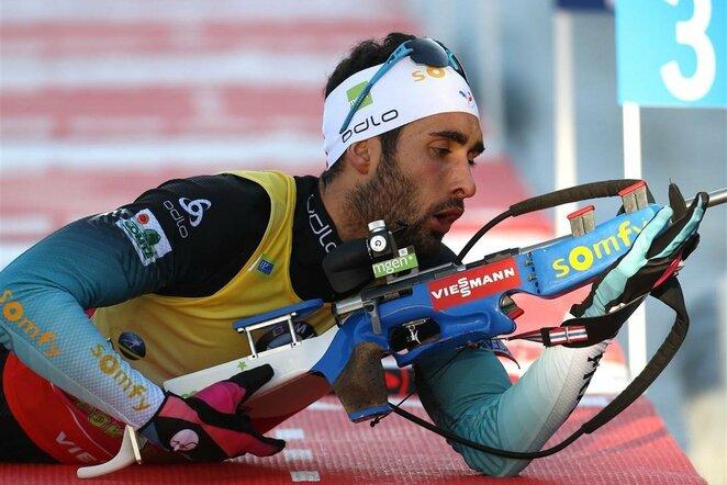 Vyrų 10 km sprintas | Scanpix nuotr.