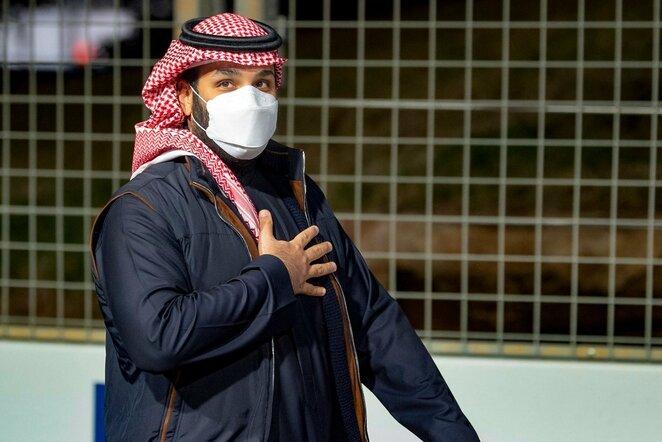 Mohammedas bin Salmanas   Scanpix nuotr.