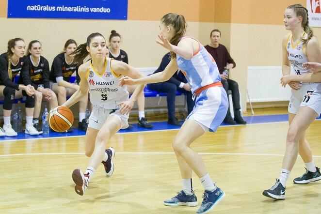 Moterų krepšinis (Vainiaus Sodeikos nuotr.) | Organizatorių nuotr.