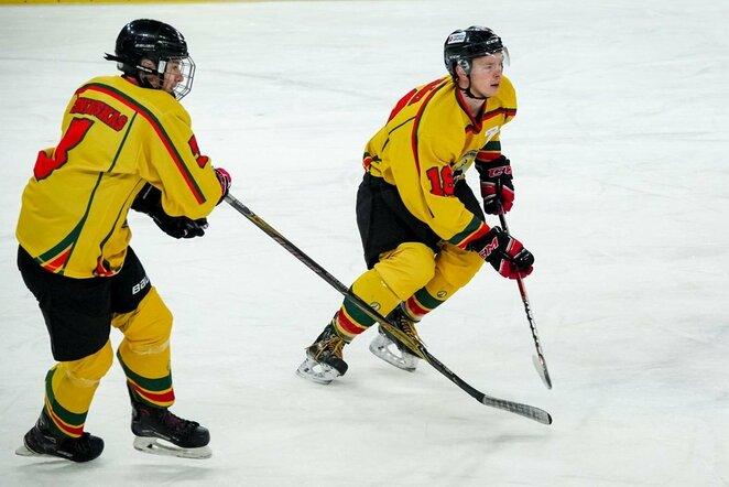 """Vilniaus """"Geležinis vilkas""""   hockey.lt nuotr."""