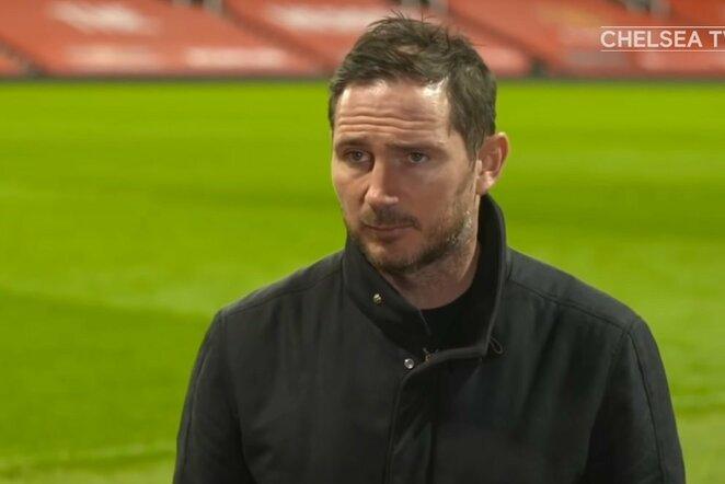 Frankas Lampardas   Youtube.com nuotr.