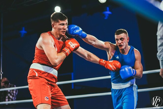 Lietuvos bokso čempionatas | Organizatorių nuotr.