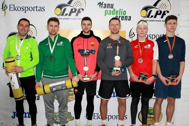LPF Žiemos taurės III etapo turnyras | Organizatorių nuotr.