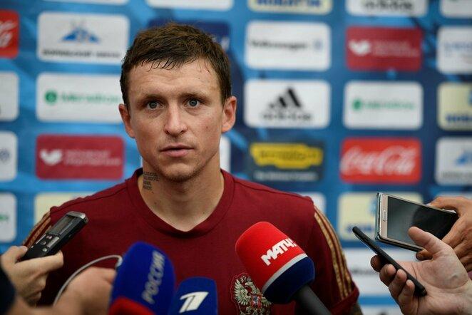 Pavelas Mamajevas | Scanpix nuotr.