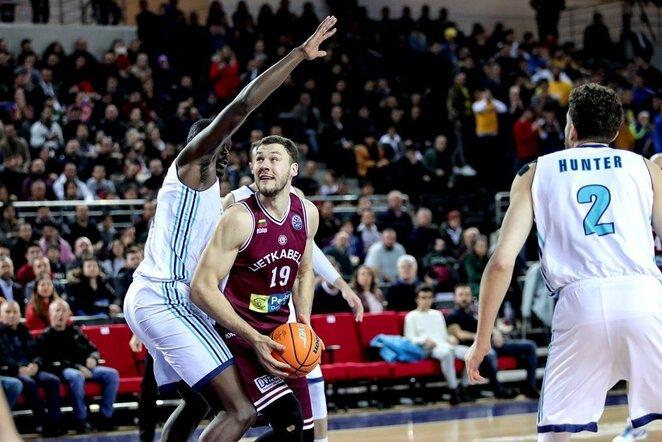 """Turk Telekom"" ir ""Lietkabelio"" rungtynės   FIBA nuotr."