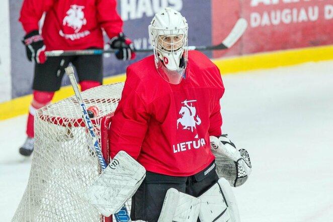Faustas Nausėda | hockey.lt nuotr.