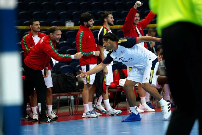 Lietuva –Portugalija rungtynių akimirka | Sportas.lt/Tito Pacausko nuotr.