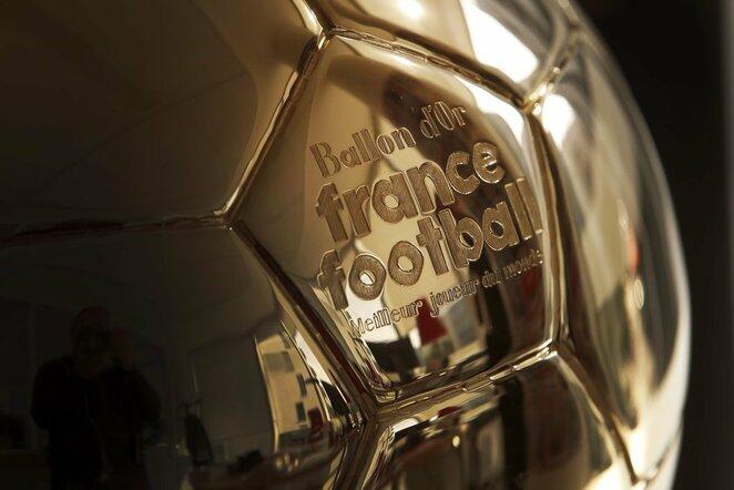 """Ballon d'Or"" trofėjus | Scanpix nuotr."