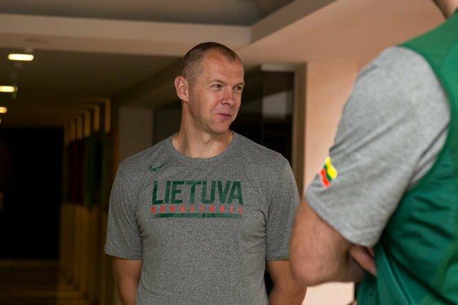 Ramūnas Šiškauskas | BNS nuotr.