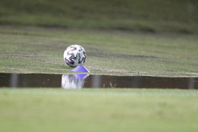 Futbolo kamuolys   Scanpix nuotr.