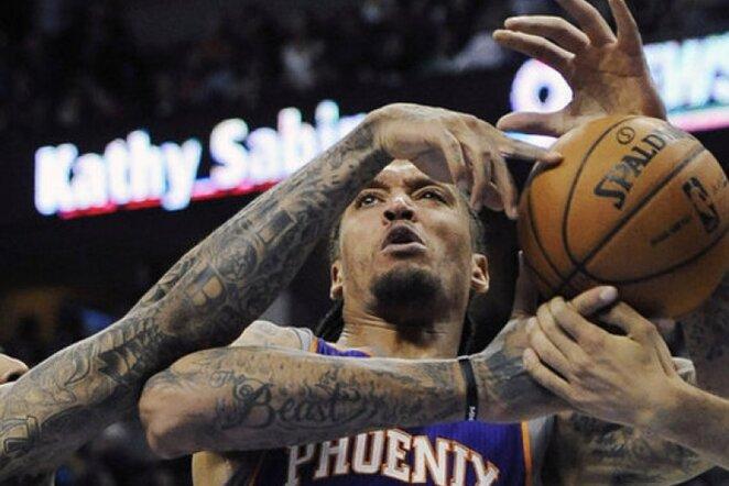M.Beasley keliasi į NBA čempionų gretas (Scanpix)