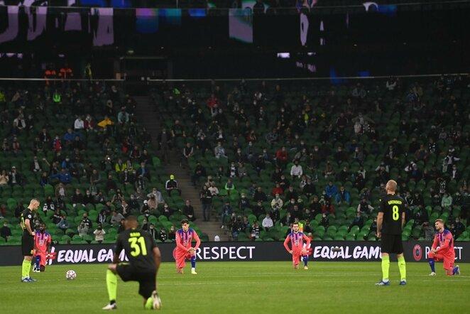Rungtynių akimirka | Scanpix nuotr.