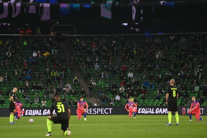 Rungtynių akimirka   Scanpix nuotr.