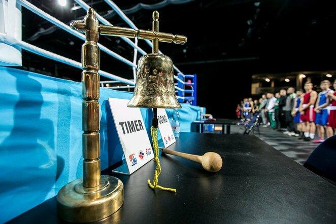 Ringas ir gongas | Organizatorių nuotr.