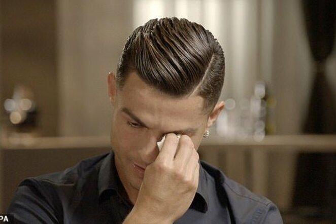 Cristiano Ronaldo   Instagram.com nuotr