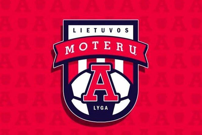 Moterų A lygos logotipas | lff.lt nuotr.