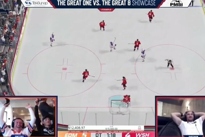 Rungtynių akimirka | Youtube.com nuotr.