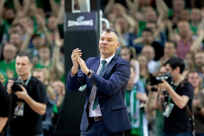 Šarūnas Jasikevičius   Josvydo Elinsko / BNS foto nuotr.