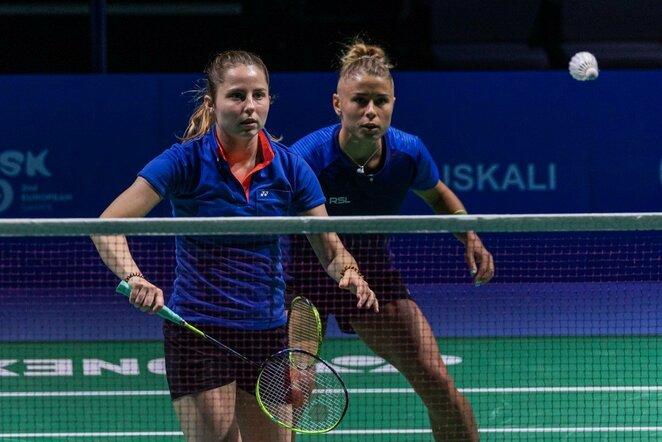 Europos žaidynių badmintono turnyras | Vytauto Dranginio nuotr.