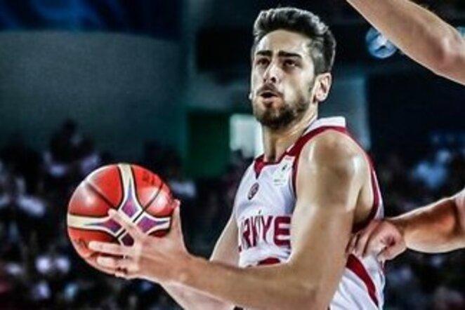 Korkmazas | FIBA nuotr.