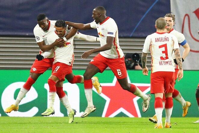 RB Leipzig  | Scanpix nuotr.