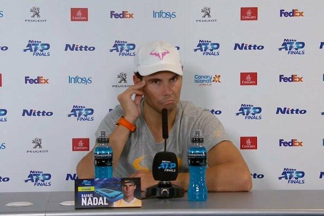 Rafaelis Nadalis | Youtube.com nuotr.
