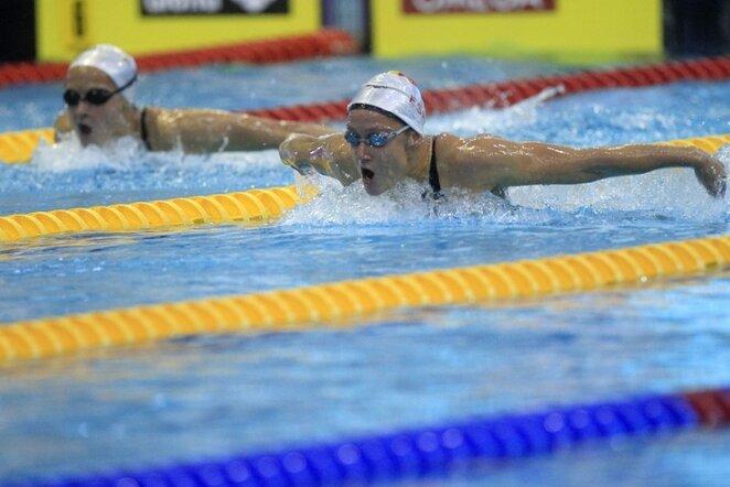 Europos plaukimo čempionatas   REUTERS/Scanpix nuotr.