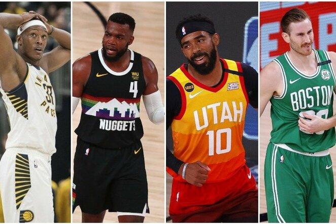 Labiausiai pervertinti kiekvienos NBA komandos krepšininkai   Scanpix nuotr.